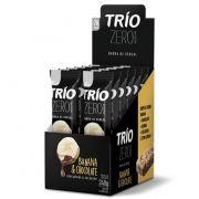 BARRA CEREAL TRIO BAN/CHOC  ZERO 12X20G