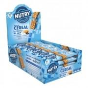 BARRA DE CEREAL NUTRY CAJU/CHOC 24X22G