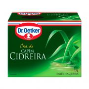 CHA DR. OETKER CIDREIRA  C/15SQ