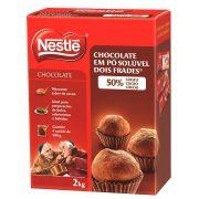 CHOCOLATE EM PO 50% NESTLE TRAD. PADRE  4X500G