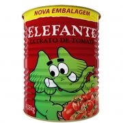 EXTRATO DE TOMATE ELEFANTE 4,08KG