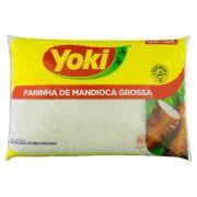 FARINHA DE MANDIOCA GROSSA YOKI   1KG