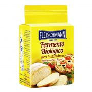 FERMENTO BIOLOGICO EM PO FLEISCHMANN  500G