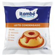 LEITE CONDENSADO ITAMBE BAG 2,5KG