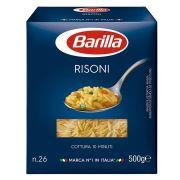 MASSA BARILLA RISONI   500G