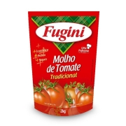 MOLHO DE TOMATE FUGINI BAG  2KG