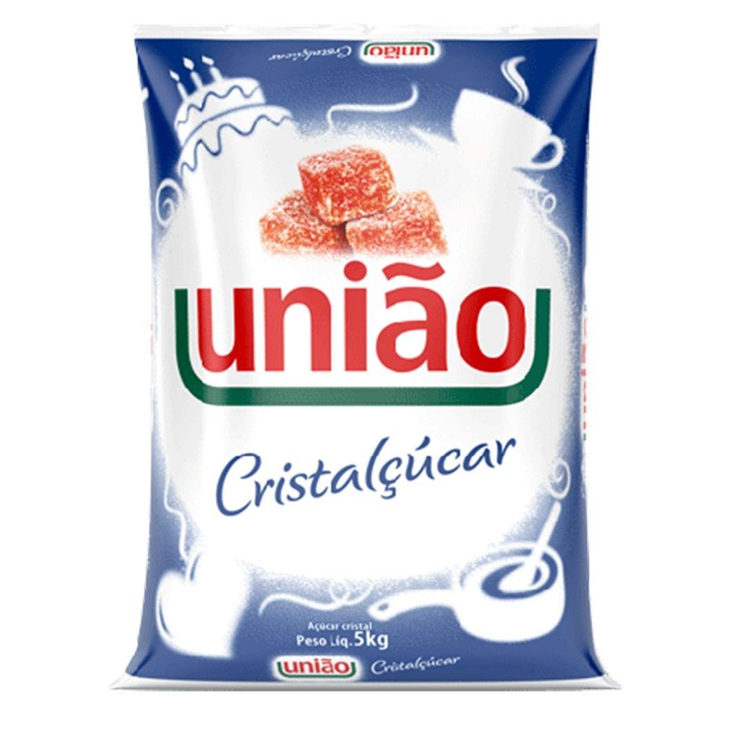 ACUCAR CRISTAL UNIAO 1KG