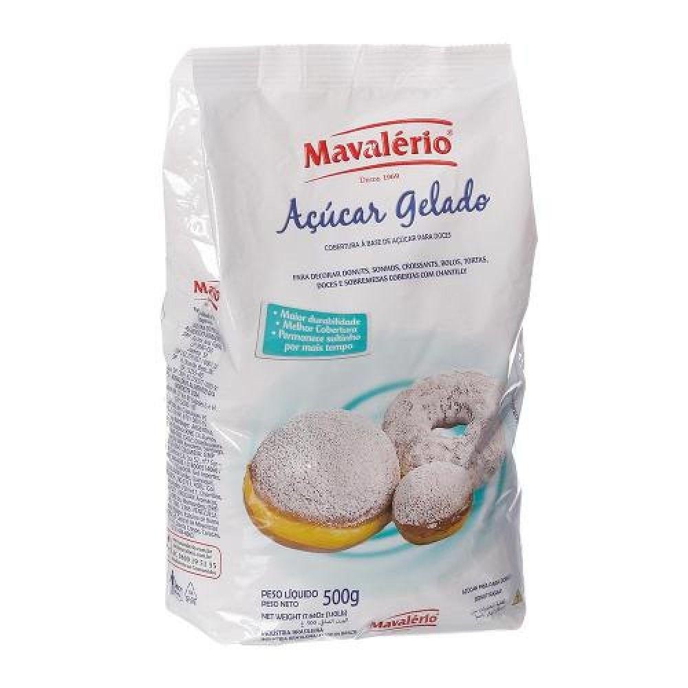 ACUCAR GELADO MAVALERIO  500G