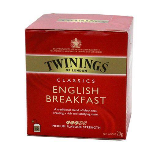 Cha Twinings English Breakfast 10sq