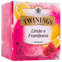 Cha Twinings Limao/framboesa 10sq