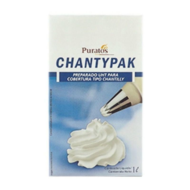 CHANTILLY PAK CR. VEG.CHANTILLY 1LT PURATOS (4100491)