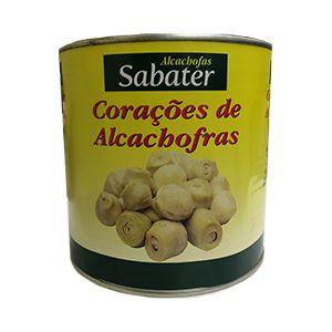 Coracao De Alcachofra Sabater Lt 2,5 Kg