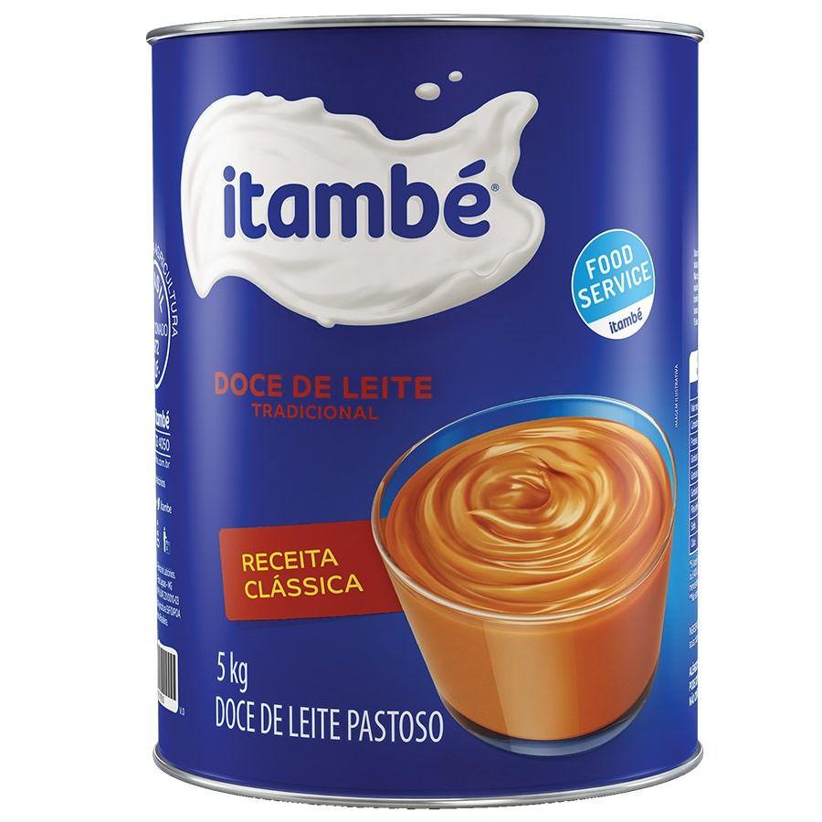 DOCE DE LEITE ITAMBE LATA    5K