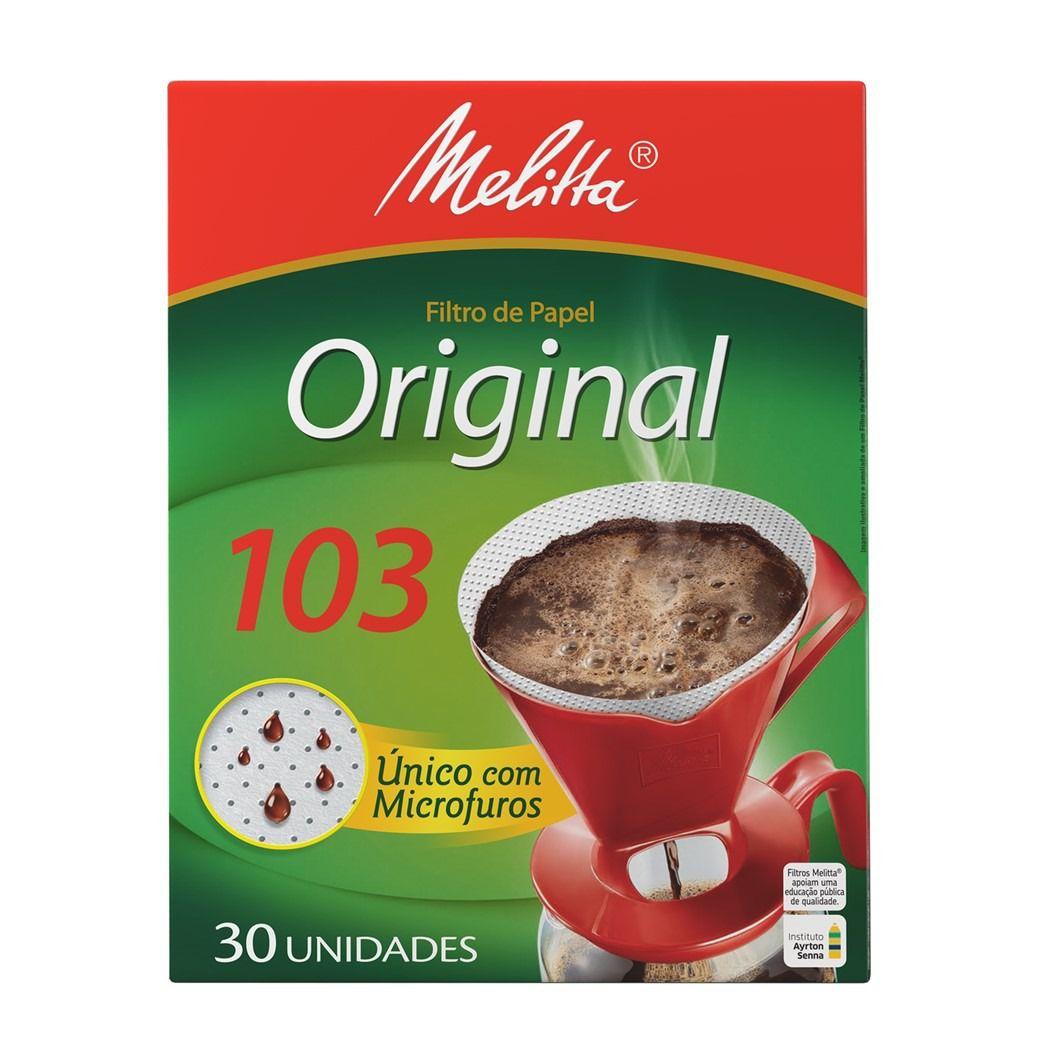 FILTRO DE PAPEL MELITTA 103 1UN