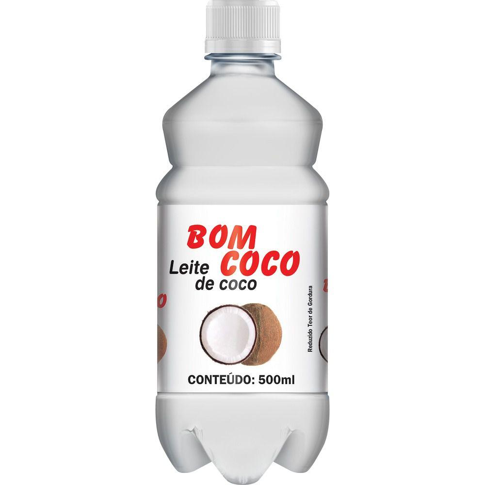 LEITE DE COCO BOMCOCO    500ML