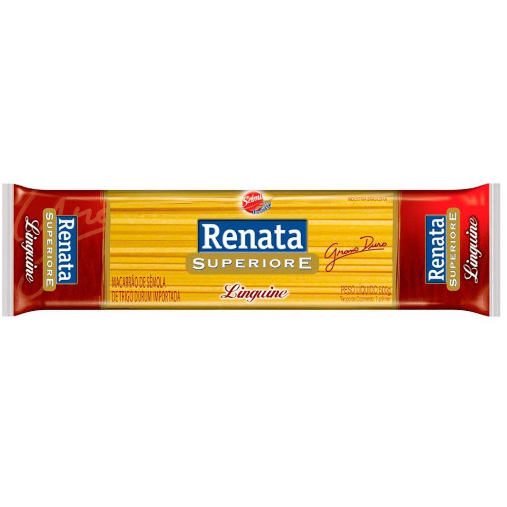 MASSA RENATA TD SUP LINGUINE 500G