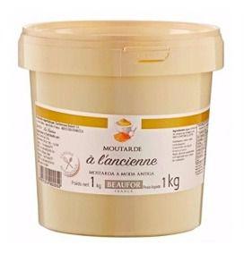 Mostarda Beaufor Dijon Imp. 1,001kg
