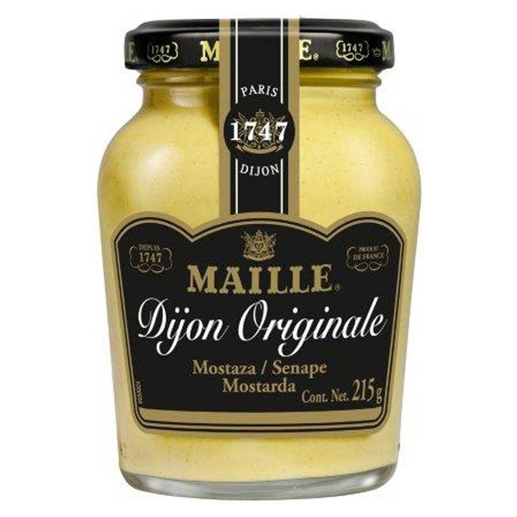 MOSTARDA MAILE DIJON   215G