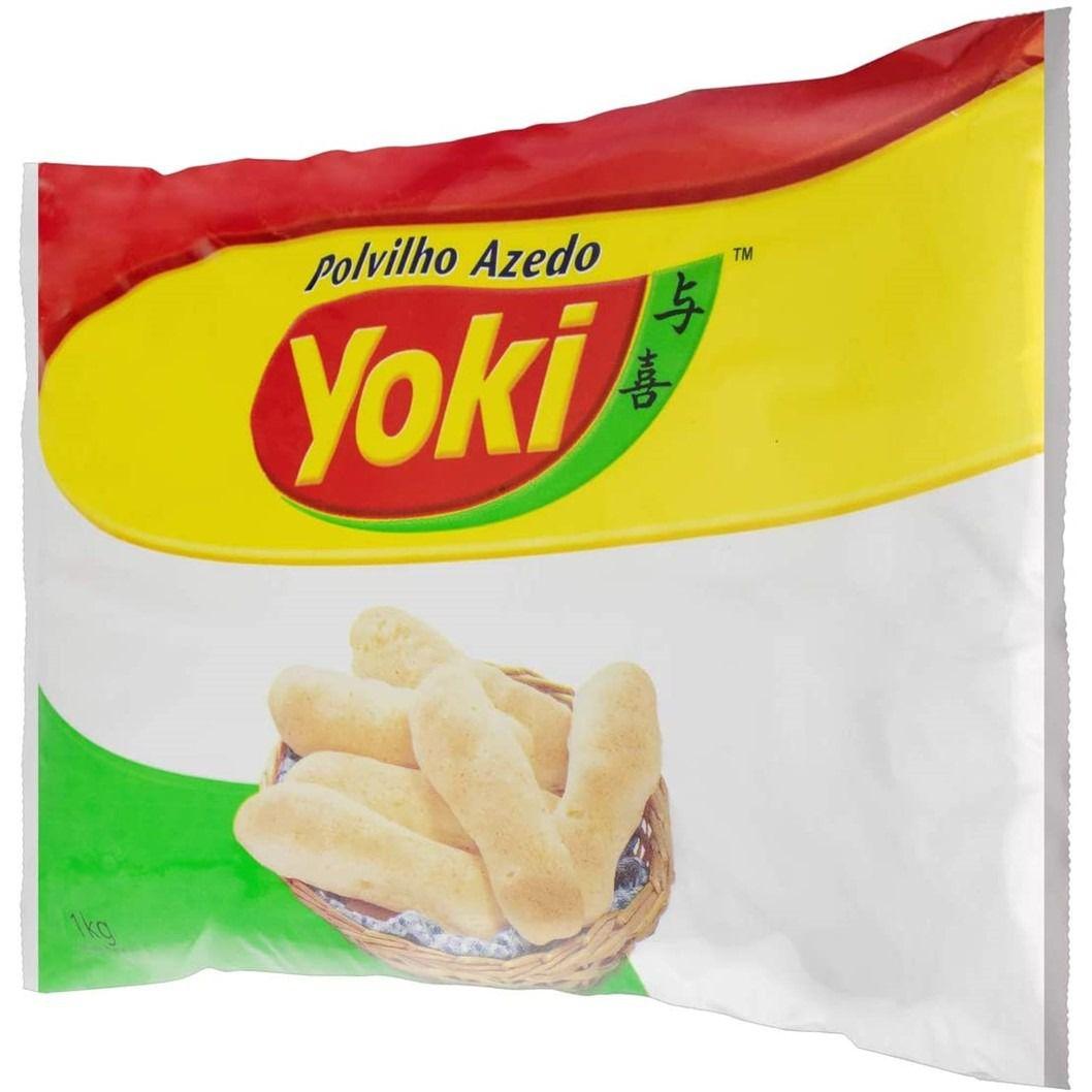 POLVILHO AZEDO YOKI  1KG