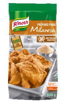 Preparado A Milanesa Knorr 800g Promoção
