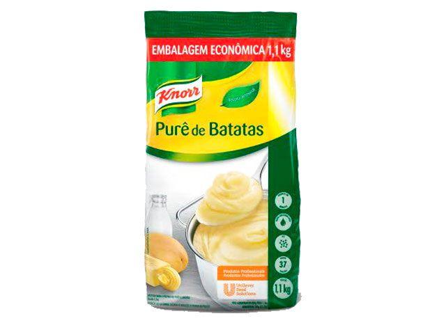 Pure De Batata Knorr 1,1k
