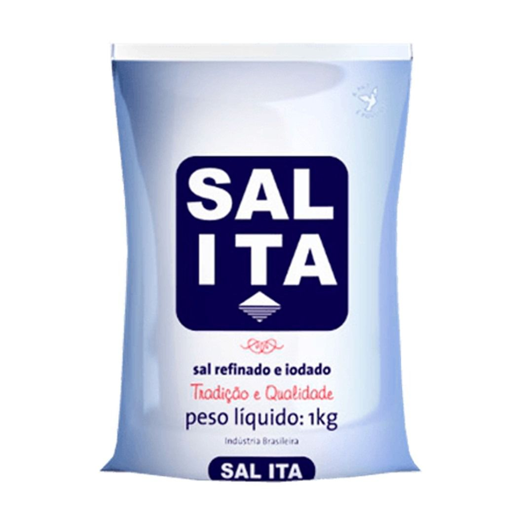 SAL REFINADO ITA 1KG