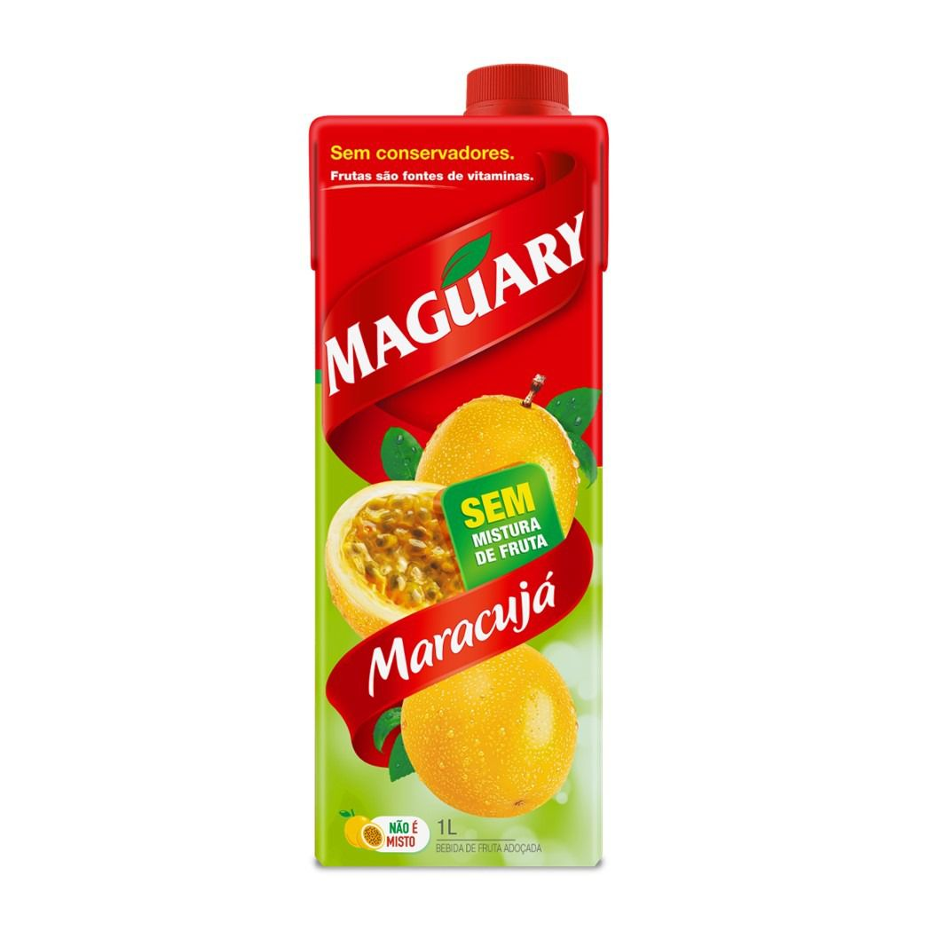 SUCO MAGUARY 1L TP MARACUJA