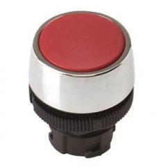 B2/13 - Botão 022mm  Iluminado Cromado Vermelho Ace Schmersal - ML Elétrica