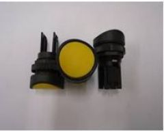 CLB2/14-Botão 022mm Ilum. Fac. Amarelo A. Schmersal - ML Elétrica