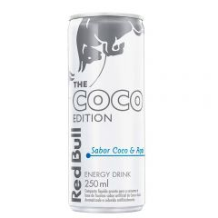 Energético Coco Edition Coco e Açaí 250ml - Red Bull