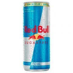 Energético Sugarfree Sem Açúcar 250ml - Red Bull