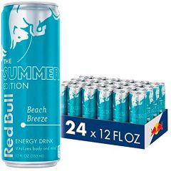 Kit 24 Latas Energético Summer Edition 250ml - Red Bull