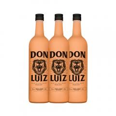 Kit 3 garrafas de Don Luiz 750ml