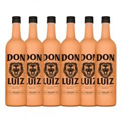 Kit 6 garrafas de Don Luiz 750ml