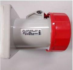 N4546 -Tom.Embutir 3P+T 63A 380/440V 6H Ind.Elétrica - ML Elétrica