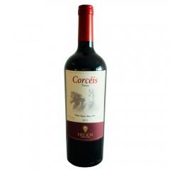 Vinho Tinto Corcéis 2013 Uva Tannat 750ml - Vinícola Helios