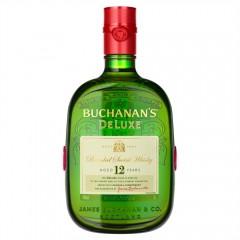 Whisky Buchanan's De Luxe 12 anos 1L - Diageo