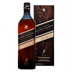 Whisky Double Black 1L