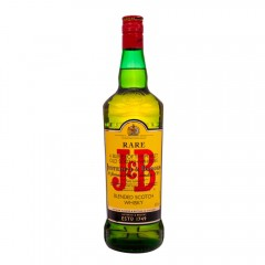 Whisky J&B Rare 1L