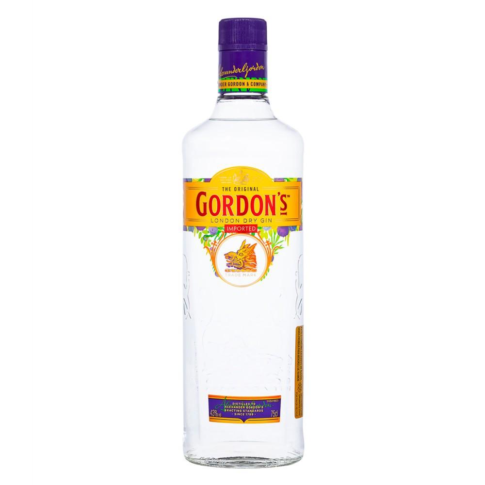 Gin Gordon's London Dry 750ml - Diageo