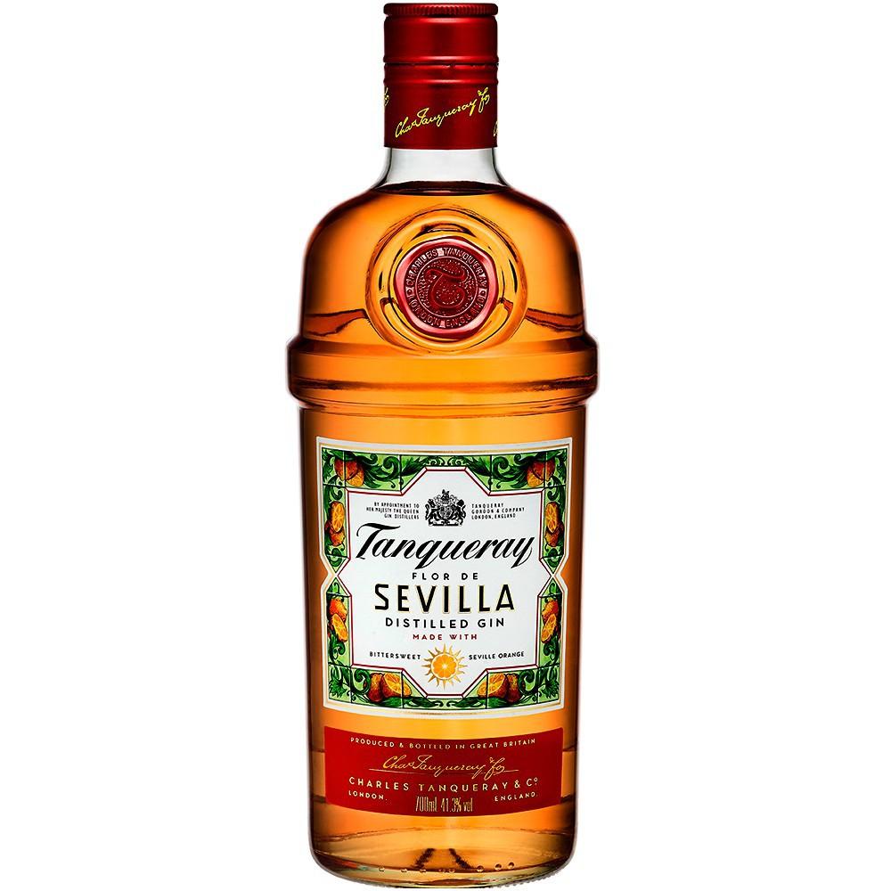 Gin Tanqueray Flor de Sevilla 700ml - Diageo