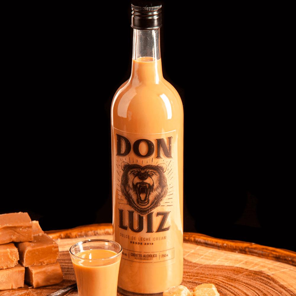 Kit 2 garrafas de Don Luiz 750ml