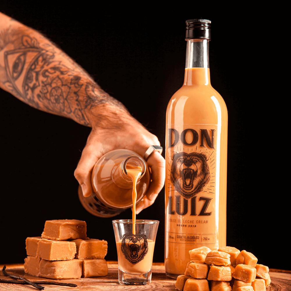 Kit 4 garrafas de Don Luiz 750ml
