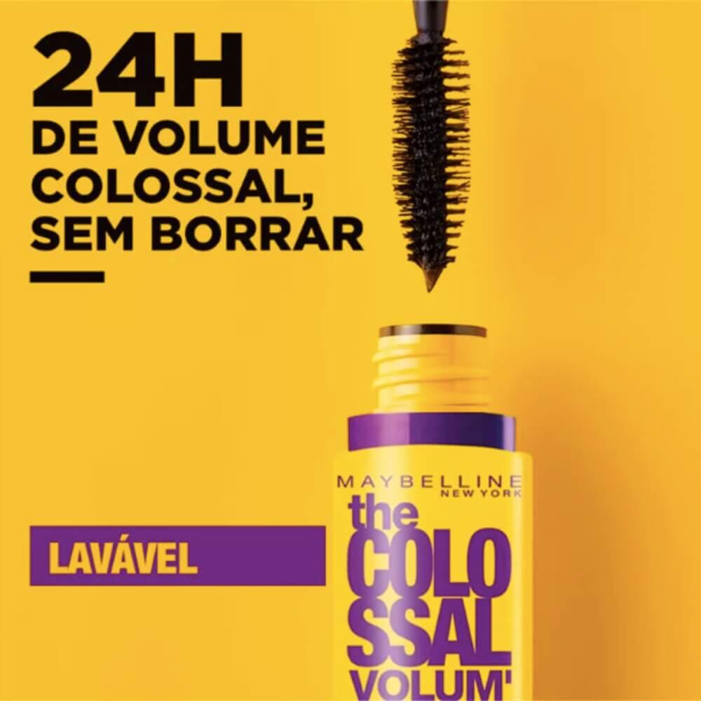 Maybelline The Colossal Volum'Express Máscara Cílios 9,2ml
