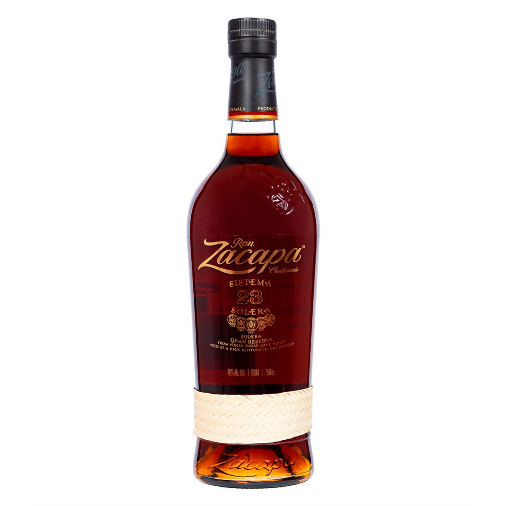 Rum Zacapa Centenario 23 Years 750 ml - Diageo