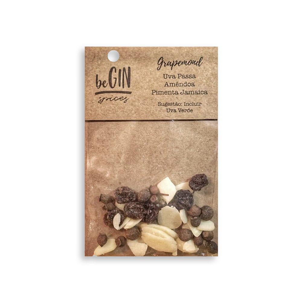 Sachê Individual Sabor Grapemond - BeGIN Spices