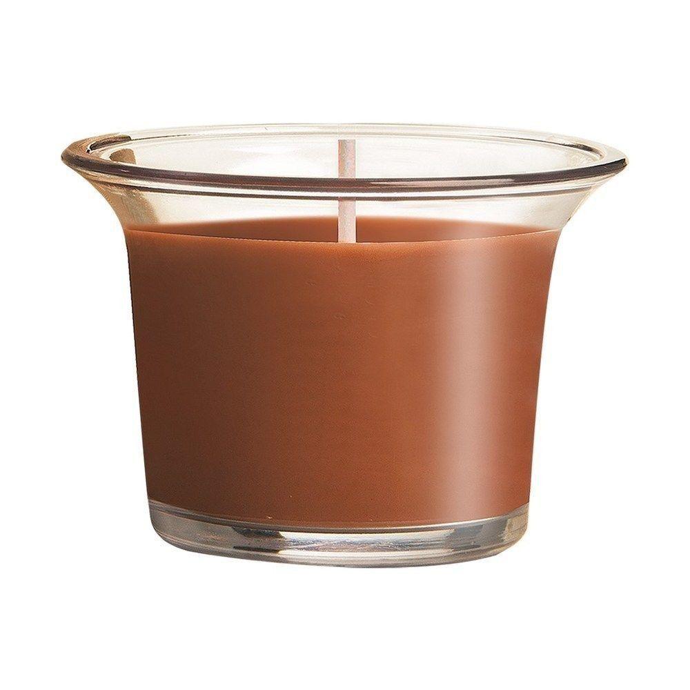 Vela de Massagem Beijável Sexy Candy Chocolate com Menta 40g  - Hot Flowers