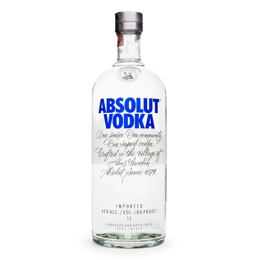 Vodka Absolut Original 1L - Pernod Ricard