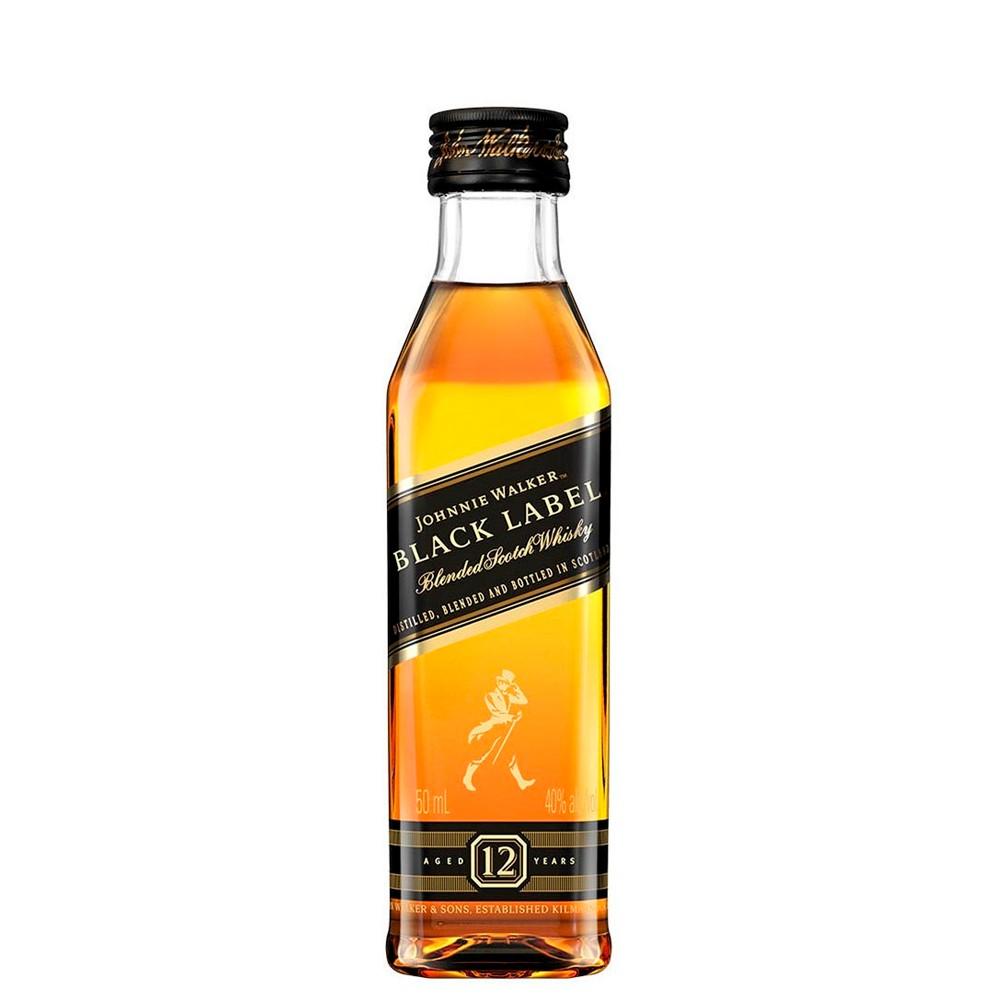 Whisky Black Label 50ml