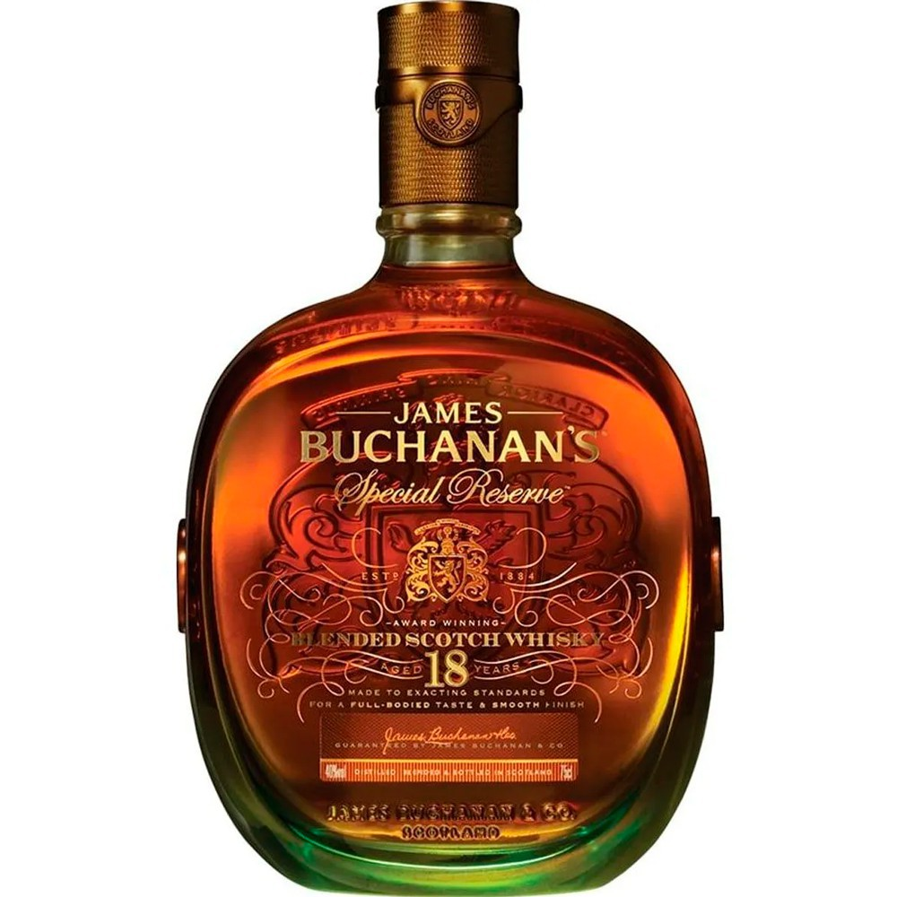 Whisky Buchanan's Special Reserve 18 anos 750ml - Diageo